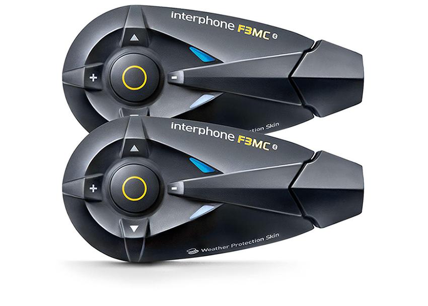 Intercomunicador INTERPHONE F3MC até 10 Metros (Par)