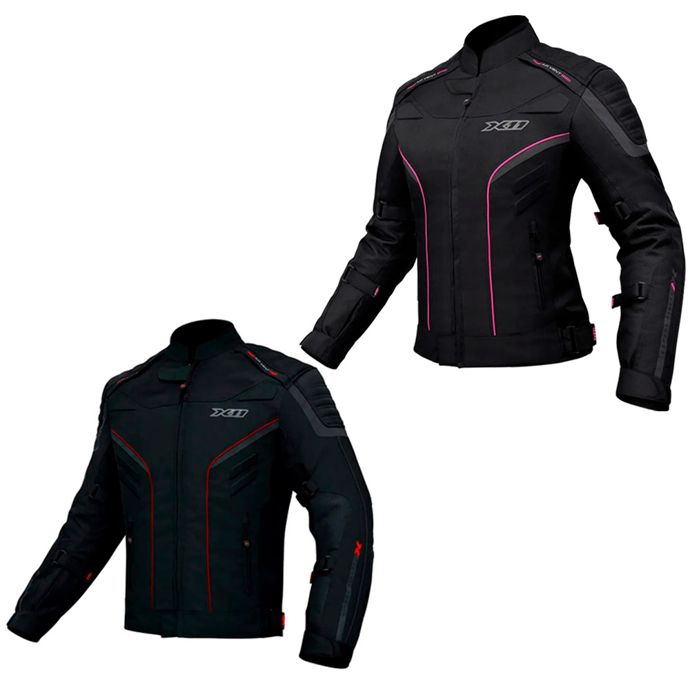 kit casal jaqueta X11 iron2