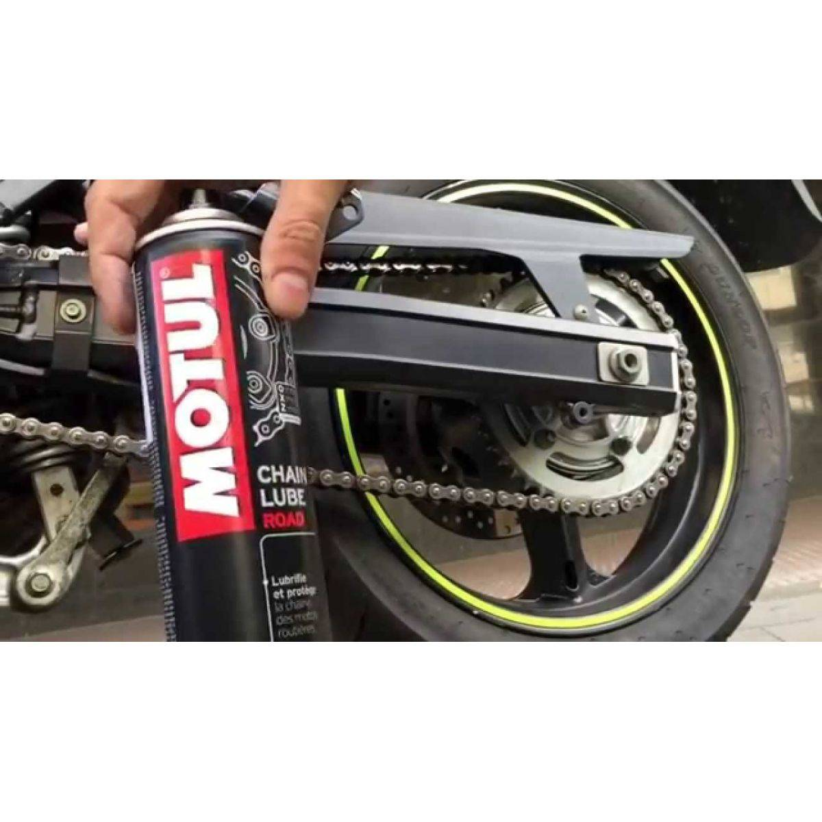Lubrificante Corrente Motul C4 Chain Lube Road