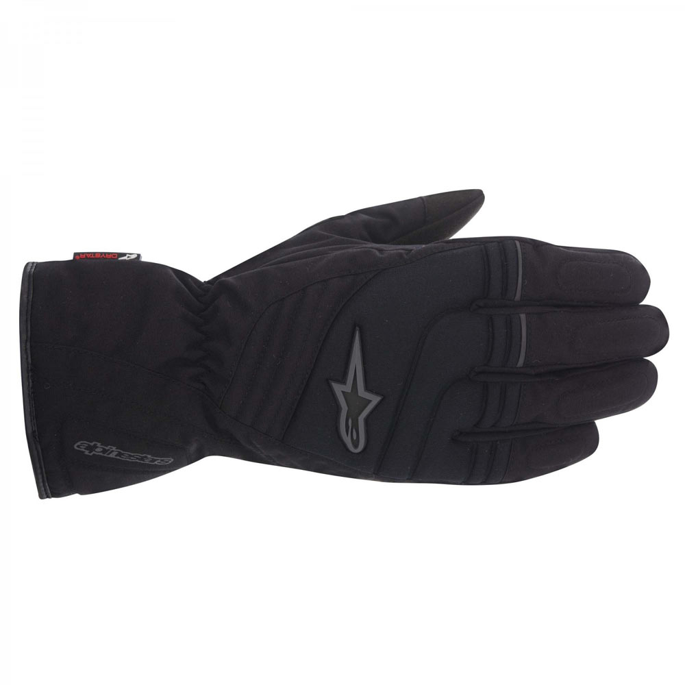 Luva Alpinestars Transition Impermeável Preto