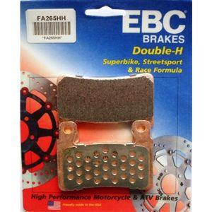 Pastilha Dianteira EBC Brakes FA265HH - Par