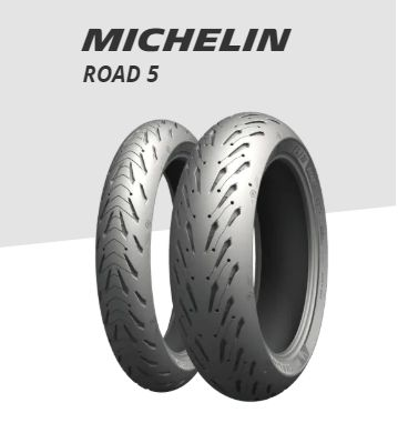 Pneu Michelin Road 5 Medida 190/55/17