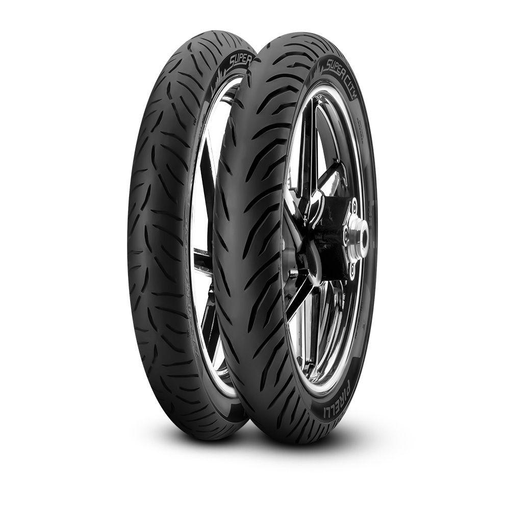 Pneu Pirelli Super City Medida  2.75/18