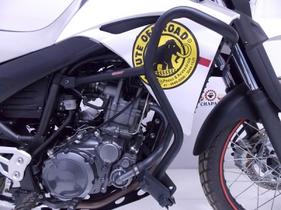 Protetor Chapam de Carenagem c/ pedaleira p/ XT660R - 9113