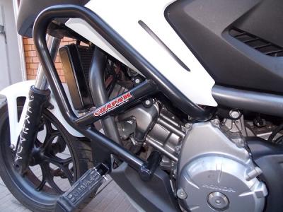 Protetor Chapam de Motor c/ pedaleira p/ NC700 X / 750 X - 8387