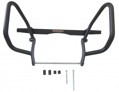 Protetor Chapam de Motor c/ pedaleira p/ Suzuki Vstrom 1000 2016 - 9181