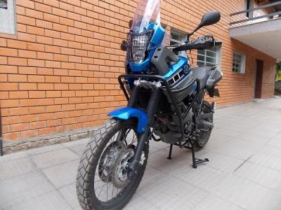 Protetor Chapam de Motor c/ pedaleira p/ Tenere 660 Z - 8366