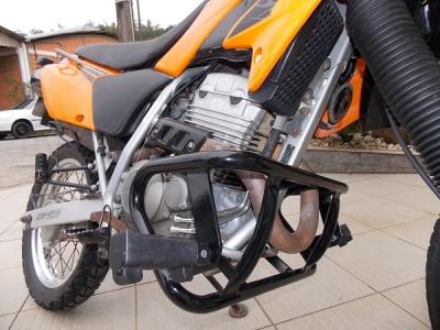 Protetor Chapam de Motor Dianteiro WAY c/ pedaleira p/ Tornado - 5831