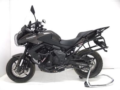 Protetor Chapam de Motor c/ pedaleira p/ Versys 650 2010/15 - 887