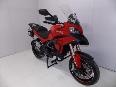 Protetor Chapam de Motor e Carenagem c/ pedaleira p/ Ducati Multistrada 1200 - 9471