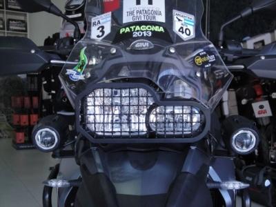 Protetor de Farol Chapam p/ BMW F650/F800 GS/ADVENTURE 5805