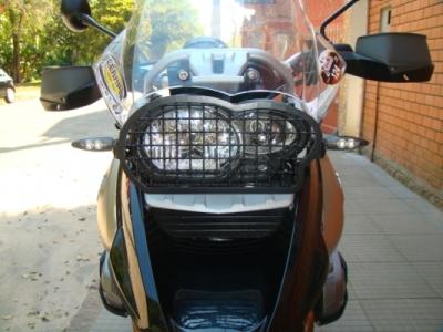 Protetor de Farol Grade Chapam p/ BMW R1200 GS 2013 - 4529
