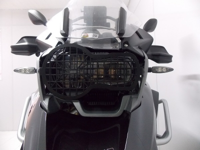 Protetor de Farol Grade Chapam p/ BMW R1200 GS 2014  - 874