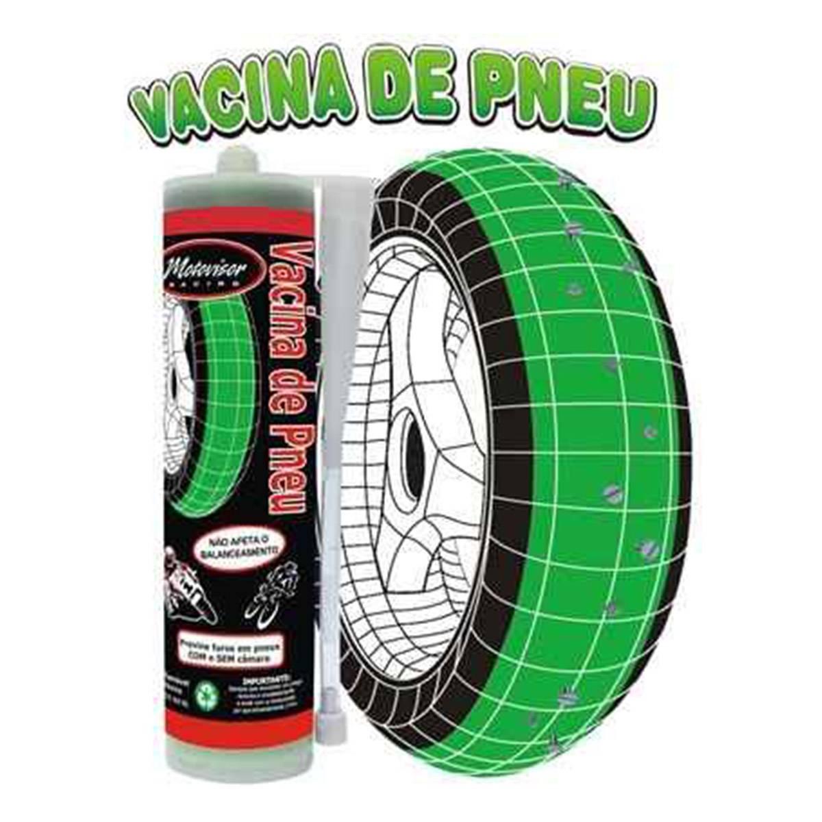 Reparador P/ Pneus Vedante Preventivo (verde) Xtire 250ML