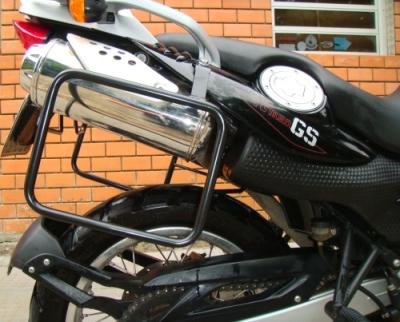 Suporte Afastador de Alforge BMW G 650 GS/Sertão G 650 GS Pr. Fosco 8125