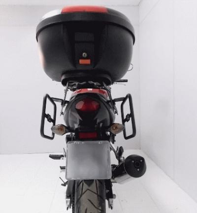 Suporte Afastador de Alforge Honda CB 500 X 2014 - Pr. Fosco 42