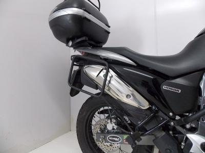 Suporte Afastador de Alforges Honda Transalp 700 - Pr. Fosco 9506