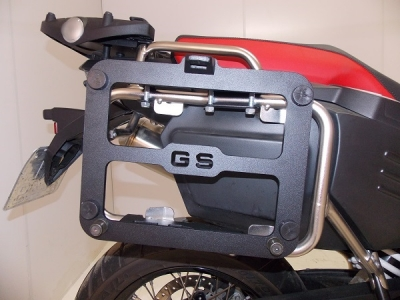 Suporte Lateral CHAPAM p/ BMW F800 GS ADVENTURE