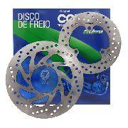 Kit Disco Freio Diant E Traseiro+pastilhas Tenere 250 Cobreq