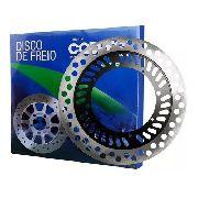 Disco De Freio Dianteiro Xr 250 Tornado / XR 200 - Cobreq + Pastilha Dianteira