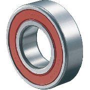 Kit Com 2 Rolamentos Roda Dianteira Twister CBX 250 até 2002 6302 Nachi