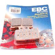 Jg Pastilha Freio EBC Buell 1125 Cr 09-10 FA454/4HH + FA460HH