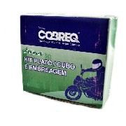 Kit Embreagem Cubo Platô Disco Twister / Tornado 250 Cobreq