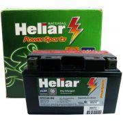 Bateria Heliar HTZ-10S-BS DRY CHARGED 8,6AH - HLR (YTZ10S)