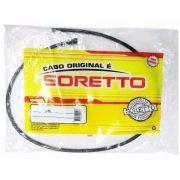 Cabo Acelerador 'B' Honda Shadow 600 VT600 Soretto