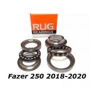 Caixa Direção Esferas Para Fazer 250 2018-2020 RUG