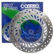 Disco De Freio Dianteiro CBX 250 Twister até 2008 Cobreq