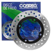 Disco De Freio Traseiro CB 600F Hornet 2004-2007 Cobreq