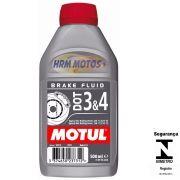 Fluído De Freio Motul (dot 3 & 4) 500ml