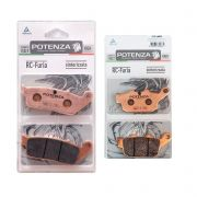 Jg Pastilha Freio Potenza CB 500X/R/F Sinterizada