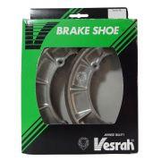 Lona De Freio Honda Shadow 750/1100 Vesrah Vb146