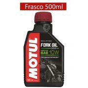 Motul Fork Oil Expert Medium 10w Óleo Bengala 500ml