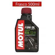 Motul Fork Oil Expert Medium 15w Óleo Bengala 500ml