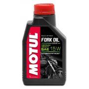 Motul Fork Oil Expert Medium Heavy 15w Óleo Bengala 1 Litro