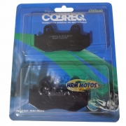 Pastilha Freio Comet 250/650 Dianteira/Traseira Cobreq N-941