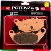 Pastilha Freio Dianteira MT-03/R3 16-18 Potenza Kevlar/carbono