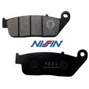Pastilha Freio Dianteira para NC 700X/CB 500X/F/R/VT600/750 Nissin
