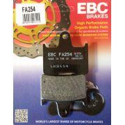 Pastilha Freio Ebc Bandit 650/srad 750/1000 Traseira Fa254