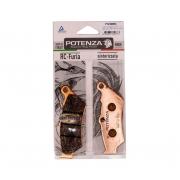 Pastilha Freio Potenza BMW R1200 GS /Adventure 2013-2020 Sinterizada PTZ209RC