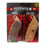 Pastilha Freio Potenza Dianteira CB 250F Twister 2013-2019 PTZ226GT