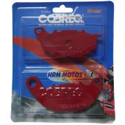Pastilha Traseira MT-03 / R3 2016 à 2020 Cobreq Racing N-1878