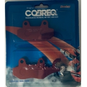 Pastilha Traseira Tiger 1050 Sport/1200 Explorer Cobreq Racing N-1828