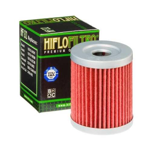 Filtro De Óleo Dafra Maxsym 400 / Burgman 400 até 2006 Hiflofiltro HF132