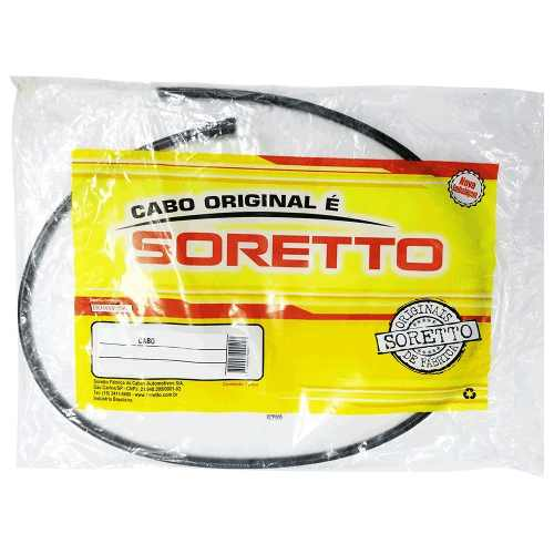 Kit Cabo Embreagem, Acelerador 1 e 2 Yamaha XT 660R Soretto