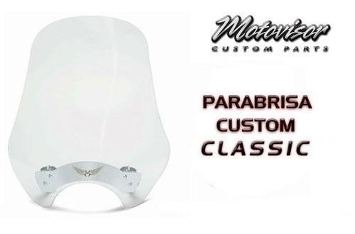 Parabrisa Custom Shadow 600/shadow 750 2011/drag Star 650