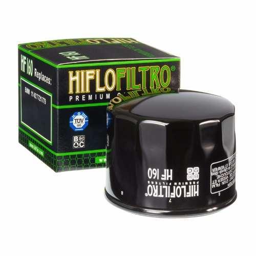 Filtro De Óleo BMW R1200 GS 2013-2018/F800R/GS 800 2013-2018/S1000RR Hiflofiltro Hf160